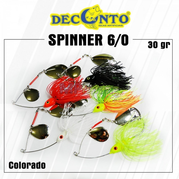 SPINNER BAIT COLORADO