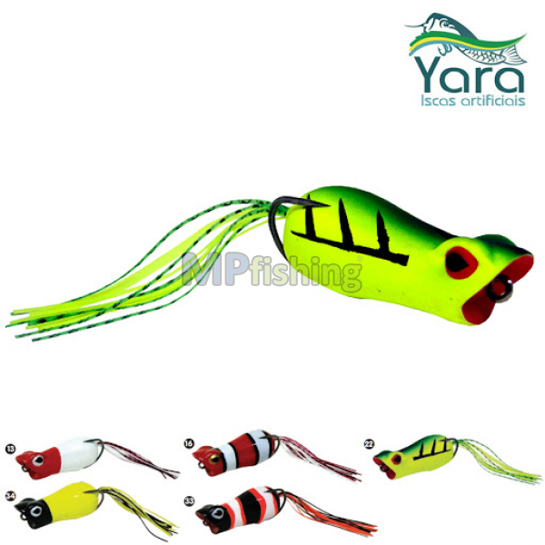 ISCA YARA CRAZY POPPER