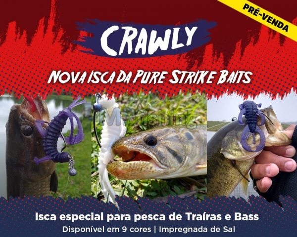 CRAWLY PURE STRIKE