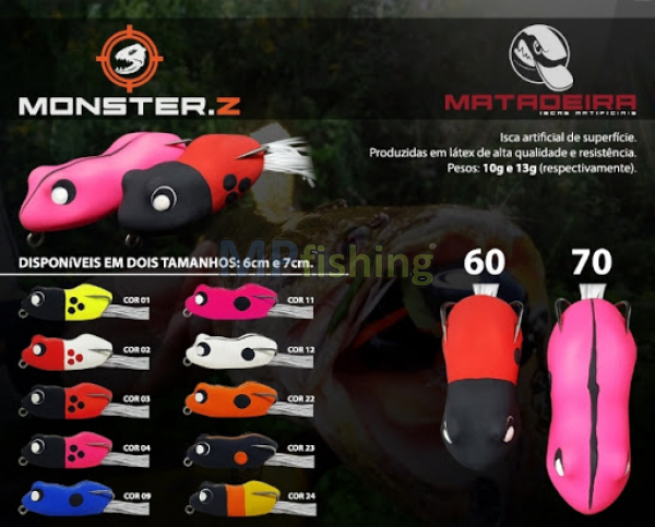 ISCA MATADEIRA MONSTER Z