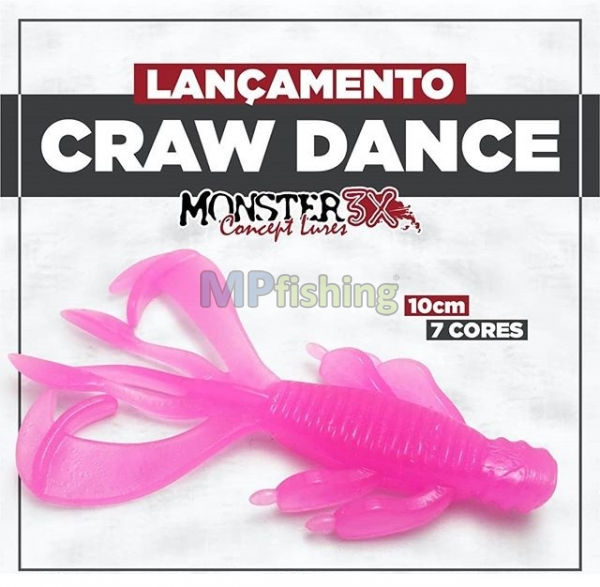 CRAW DANCE MONSTER3X