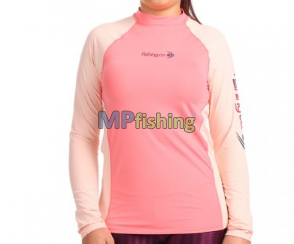 CAMISETA RECORTE FEMININA FISHING CO.