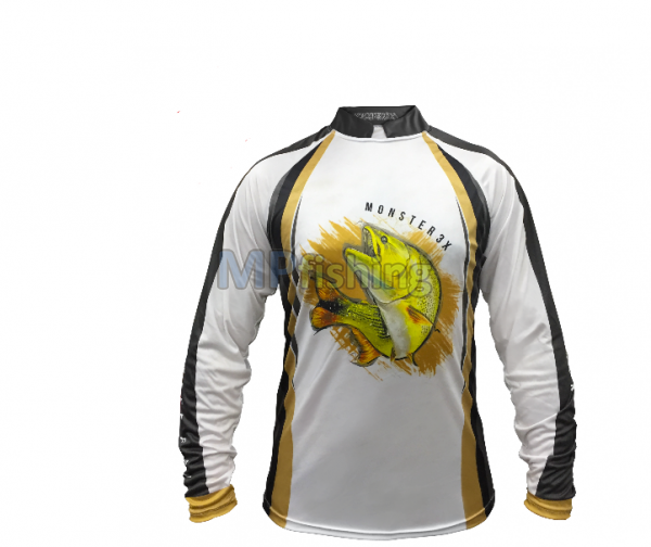 CAMISETA MONSTER NEW FISH 06