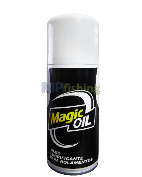 MAGIC OIL LUBRIFICANTE