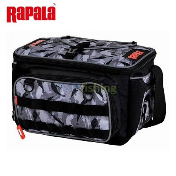 BOLSA RAPALA LURE CAMO TACKLE BAG