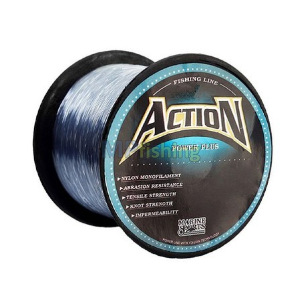 LINHA MONOFILAMENTO ACTION POWER PLUS  600MT