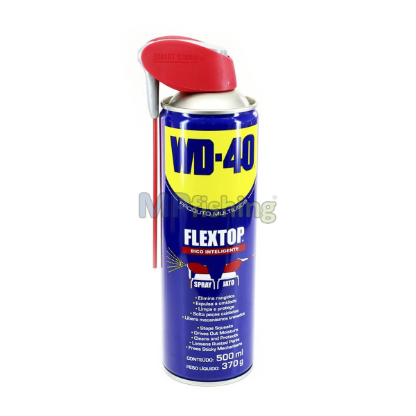 WD40 FLEXTOP 500ML
